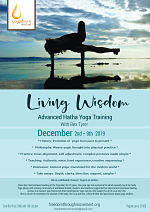 Living Wisdom: Advanced Hatha Yoga Training with Bex Tyrer