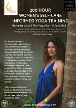 200-Hour Women's SelfCare Informed Yoga Training with Emily Kuser