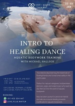 An Intro to Healing Dance Aquatic Bodywork Training