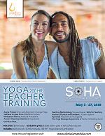 SOHA: Yoga 200-Hour Teacher Training with Daniela Garza and Carlos Romero