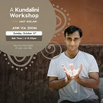 LIVE ZOOM WORKSHOP - A Kundalini Workshop