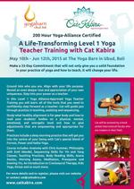 200 Hour Yoga