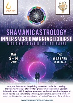 SHAMANIC ASTROLOGY with Daniel Giamario and Levi Banner