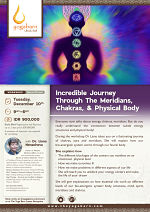 Incredible Journey Through The Meridians, Chakras, & Physical Body with Dr. Liana Nenacheva