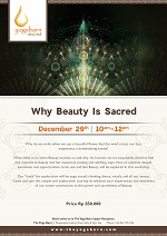 Why Beauty is Sacred