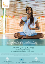 Infinite Circularities: 100-Hour Yoga & Healing Arts Training with Carlos Romero