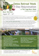 7-Day Residential Rejuvenation
