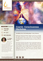 Cosmic Consciousness Workshop with Kerry Clancey
