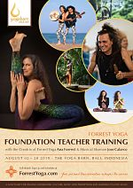 Forrest Yoga: Foundation Teacher Training with Ana Forrest & Jose Calarco
