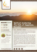 Spiritual Awakening: The Path of Happiness, Revealed with Tanya Kaps