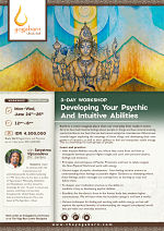 Developing Your Psychic and Intuitive Abilities with Satyatma Vijnanadeva (TK. Jordan)