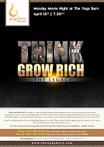 Monday Movie Night: Think and Grow Rich, The Legacy