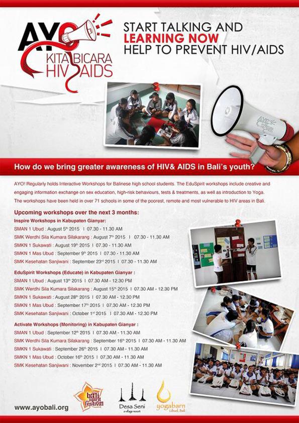 Ayo Bicara HIV AIDS