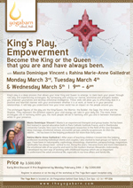 King's Play Empowerment Immersion