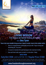 Living Wisdom: The Bridge Between Yoga & Activism with Bex Tyrer