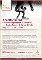 AcroBodiment Rediscovering Freedom