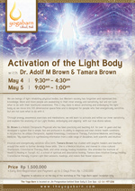Activation Of The Light Body