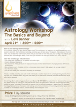 Astrology Workshop The Basics and Beyond