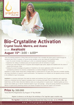 Bio-Crystaline Activation