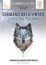 Shamanic Breathwork Training and Healing Immersion with Levi Banner