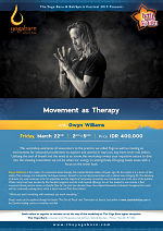 Movement as Therapy with Gwyn Williams