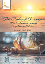 Livin Inspired: The Radiant Passage, 200HR Yoga Teacher Training School of Yoga & Holistic Arts with Carlos Romero and Ellie Freestone