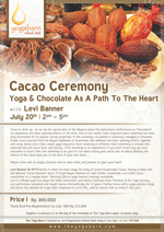 Cacao Ceremony