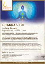 Chakras 101 with Jana Johnson