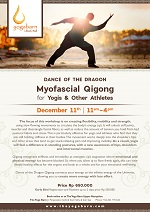 Dance of the Dragon: Myofascial Qigong for Yogis and other Athletes