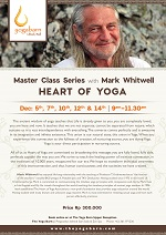 Master Class: Heart of Yoga with Mark Whitwell