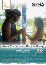 Inner Pathways: Yoga meets Traditional Chinese Medicine, & Thai Yoga Massage (100hrs) with Carlos Romero and Daniela Garza Rios