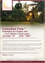 Embodied Flow