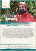 An Evening Satsang