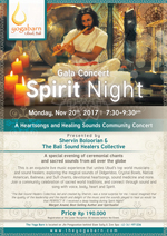 Gala Concert Spirit Night