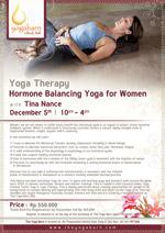 Yoga Therapy Hormone Balancing Yoga
