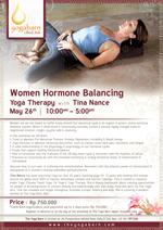 Hormone Balancing Yoga