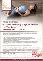 Hormone Balancing Yoga Women