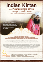 India Kirtan with Punnu Singh Wasu