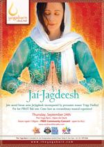 Special Evening Kirtan: FREE Concert with Jai-Jagdeesh