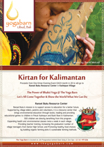 Kirtan for Kalimantan
