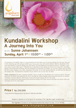 Kundalini Workshop A Journey Into You