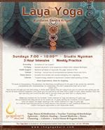 Laya Yoga Kundalini Tantra Kriyas