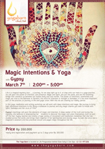 Magic Intentions - Yoga with Gypsy