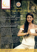 Mindfulness Yoga Teacher Training