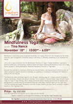 Mindfulness Yoga with Tina Nance