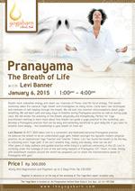Pranayama The Breath of Life