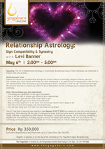 Relationship Astrology with Levi Banner