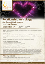Relationship Astrology: Sign Compatibility & Synastry with Levi Banner