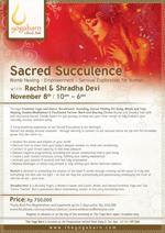 Sacred Succulence