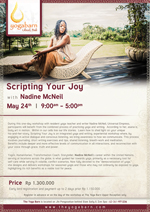 Scripting Your Joy with Nadine McNeil